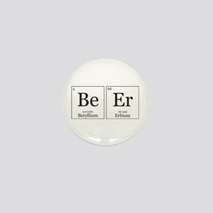 BeEr [Chemical Elements] Mini Button